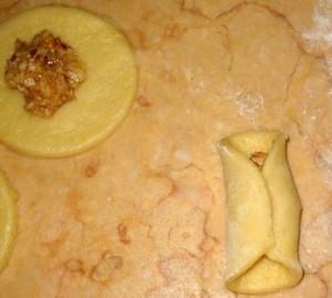 печенье лимончики приготовление