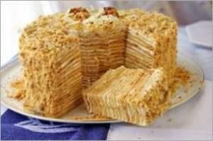 торт пизанская башня