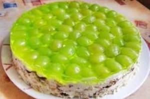 торт выноградинка