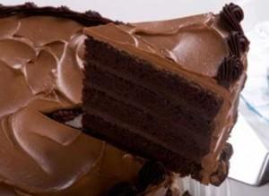 торт пища дьявола