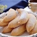 печенье бананы с творогом