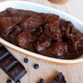 мясо в шоколаде