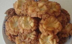 печенье маргаритки