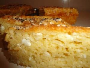пирог сырный обманщик