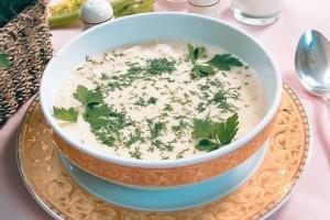 куриный крем суп