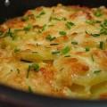 запеченный картофель c сыром