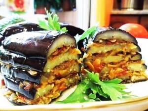баклажаны по-турецки рецепт