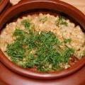 рис с курицей в горшочке рецепт