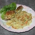 курица с рисом в духовке