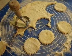 печенье на пивном тесте приготовление