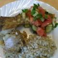 рыба в духовке сказочная