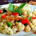 салат из цветной капусты и перца