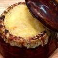свинина в горшочках с картофелем