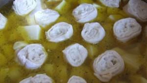 картофель по-сибирски приготовление