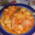 рецепт жаркое с ребрышками