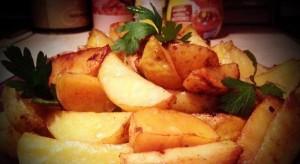 картофель в соевом соусе рецепт