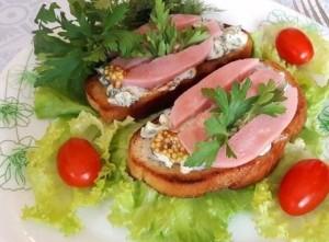 бутерброды 2 в 1