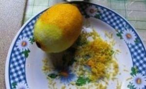рыба в лимонных сливках