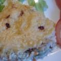 жаркое из рыбы с рисом